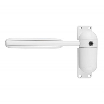 1 Ensemble 10-60 KG En Alliage De Zinc Mini Fermeture Automatique Réglable Mini Porte écran Surface Coupe-feu Porte à Ressort