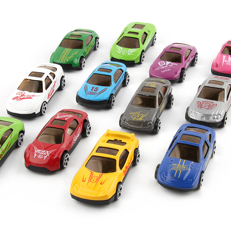 12 PCS/lot Kids Toy Mini Cute Car Model Toys Children Gifts 2018 Hot Hot Wheels Toys Boys And Girls Christmas Gift