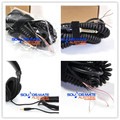 DIY Replacement Coiled Cable Cord Wire Plug For Beyerdynamic DT 220 770 880 990 Headphone Repair Part Headset