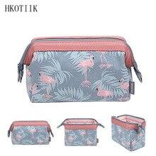 HKOTIIK Waterproof Large Capacity Cosmetics Necessity Men & Women Cosmetic Bag Organizer Travel Portable Wash Bags Cosmetic Bag