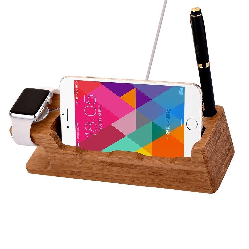 Multifunktionsdockstation för Apple Watch iPhone 8 X 11 Pro iPad - Reservdelar och tillbehör för mobiltelefoner - Foto 2