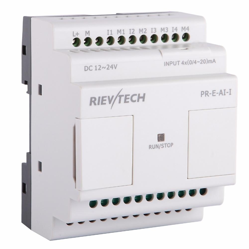 RIEVTECH,Micro Automation Sulutions Provider. Programmable Relay PR-E-AI-I