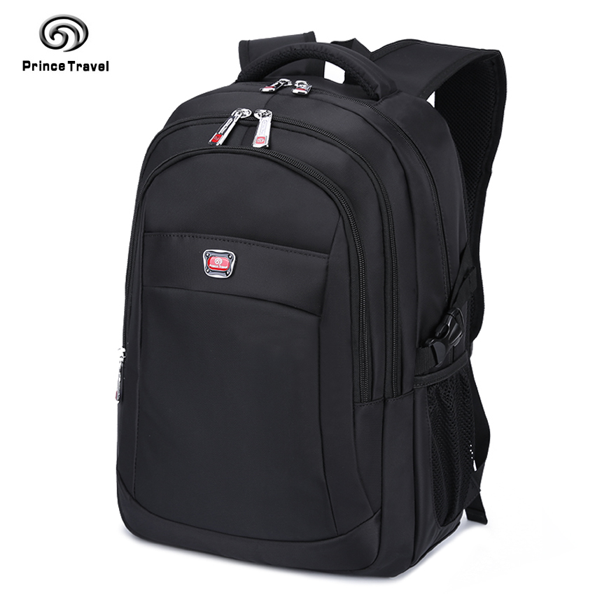 Men Male Nylon Backpack College Student School Backpack Bags for Teenagers Vintage Mochila Casual Rucksack Travel Daypack T8212