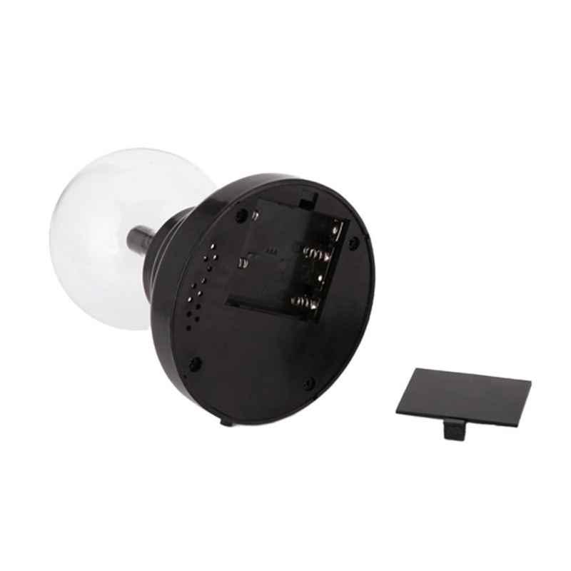 3 дюймов Горячие магия плазменный шар Ретро Свет Детская комната Декор подарочной коробке Lightning свет лавы лампы для рождественской вечеринки декор Cristal лампа