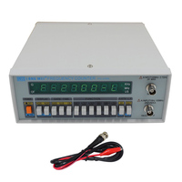 TFC 2700L Multi Functional High Precision Frequency Meter 8 LED Display Instrument 10HZ 2.7GHZ High Resolution Frequency Counter