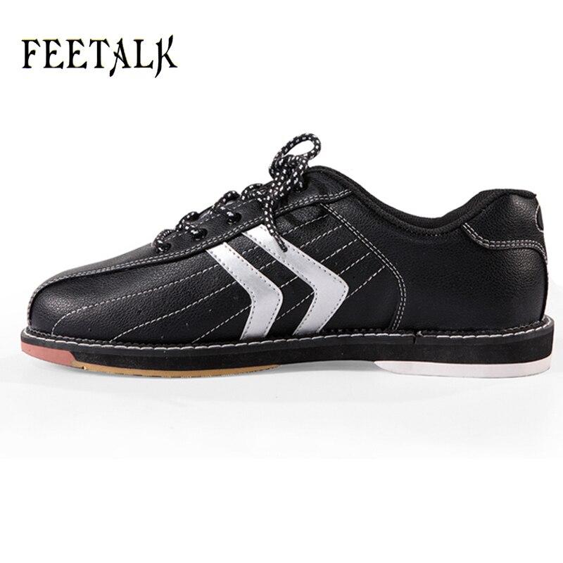 Специальная обувь для боулинга мужчин и женщин модель спортивной обуви пар