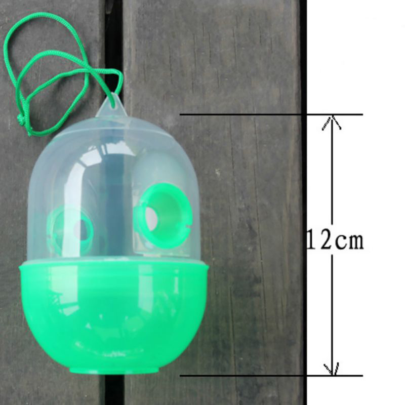 HTB1iEELJ1uSBuNjSsplq6ze8pXak - Bee Trapper Pest Repeller Insect Killer Pest Reject Insects Flies Hornet Trap Catcher Hanging On Tree Garden Tools