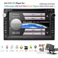 AutoRadio 2din Car DVD Player for Seat ibiza leon polo Volkswagen VW Passat B5 MK5 skoda superb GOLF MK4Transporter T4 T5 Sharan