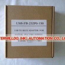 USB-FB-232P0-150 промышленный класс USB Интерфейс для FACON антикоррозийное эпоксидное покрытие-MU/MA/MC серии PLC, USBFB232P0150 Win7/8 Годный к употреблению, USB-FB232P0150