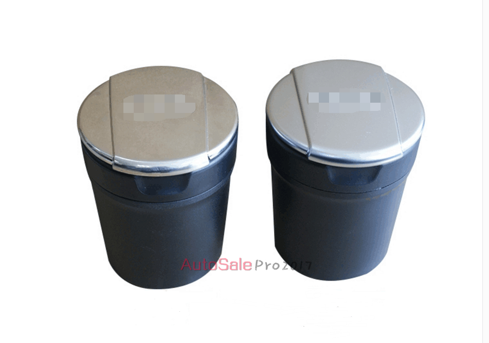 Car Ash Tray Ashtray Storage Cup no LED for Audi Q7 Car trash can Ash Tray Cup Ashtray Storage Sundries placement