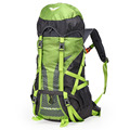 2016 Новый Большой Емкости Мужчины Женщины Походы сумка Рюкзак Поездки Багаж Сумка 45L Расширенный Рюкзак GJ-D13