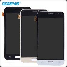 """4.7 """"Noir Blanc D'or LCD Affichage à L'écran Tactile Digitizer Assemblée Complet Pour Samsung Galaxy J1 J120 J120F J120M J120H"""