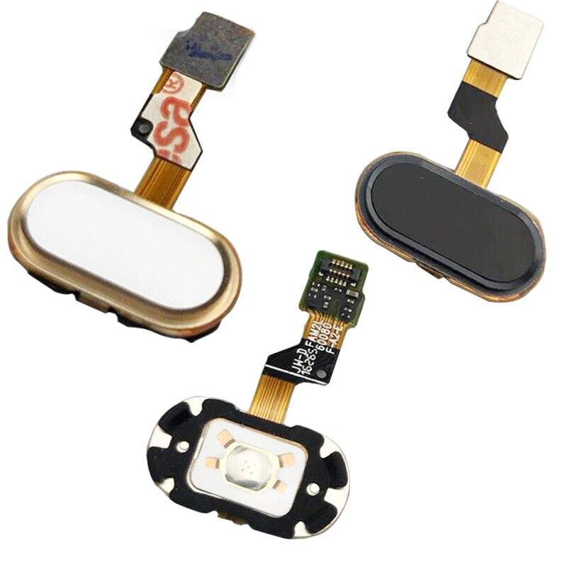 High Quality Fingerprint Sensor Flex Cable For Meizu U10 Home Button Fingerprint Flex Cable Black/White/Gold