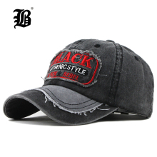[FLB] Baseball Cap Women Hats For Men Trucker Brand Snapback