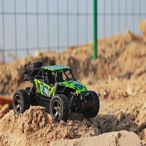 Image 5 - Nuovo 1:18 RC Auto 2815 2.4G 20 KM/H Ad Alta Velocità Auto Da Corsa Arrampicata Telecomando