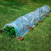 Hot PE Foldable Greenhouse Warm Room Invernaderos Para Huerto Mini Garden Cover Szklarnia Plant 5 Meters Length
