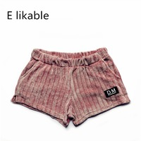 E likable new autumn and winter fashion men's underwear comfortable casual loose low waist home polyester boxer sleep pants