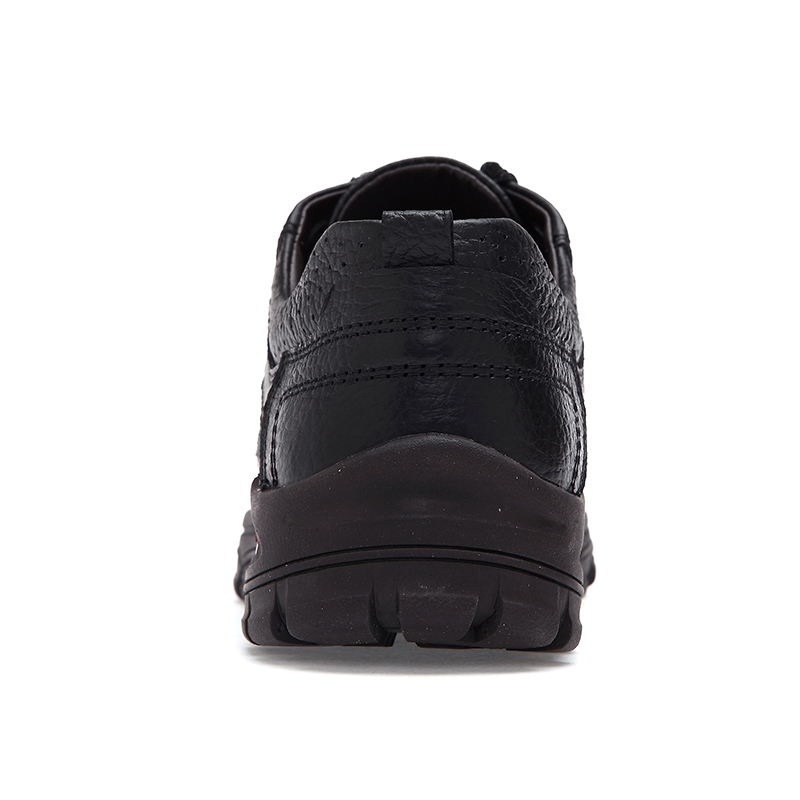 Tamanho Botas Boots Alta Qualidade 48 Masculinos Confortáveis Sapatos Genuíno Homens Dos Couro Inverno Grande De Quentes Neve Moda Botas Ankle Preto marrom UfPAwYqf