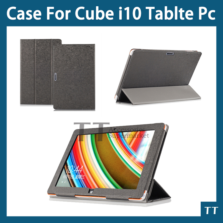 Original High quality PU case for cube i10 10 6 inch Tablet PC cube i10 case
