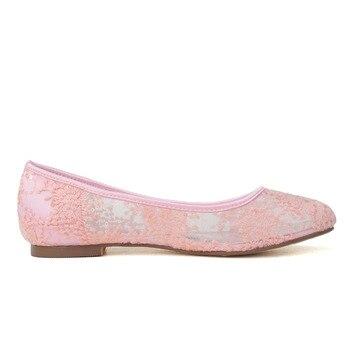 Black Mary Jane Flats | Creativesugar Transparent Lace Mesh Women's Flats Elegant Wedding Party Prom Anniversary Shoes Sweet Mary Jane Pink White Black