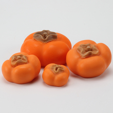 3D Persimmon Silicone Mold for Natural Handmade Soap Chocolate Candy Mould Craft Resin Clay Decorating Tool silicone soap mold craft 3d shoes shape diy handmade soap candle chocolate mould decorating tools