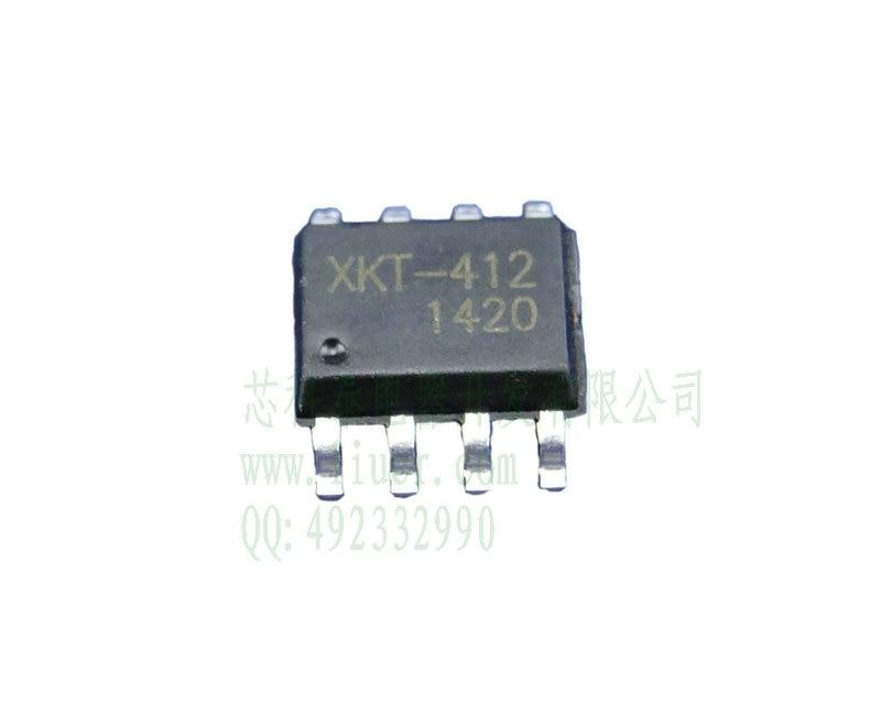 Super Large Current Wireless Charging Wireless  Supply Chip XKT-412  Supply Chip 1.5AUSB
