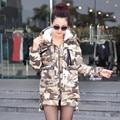 Новейшие Капюшоном Материнства Зимняя Куртка Пальто для Беременных Беременности Женщины Пальто Верхняя Одежда Куртки Пальто Военные Сгущаться одежды