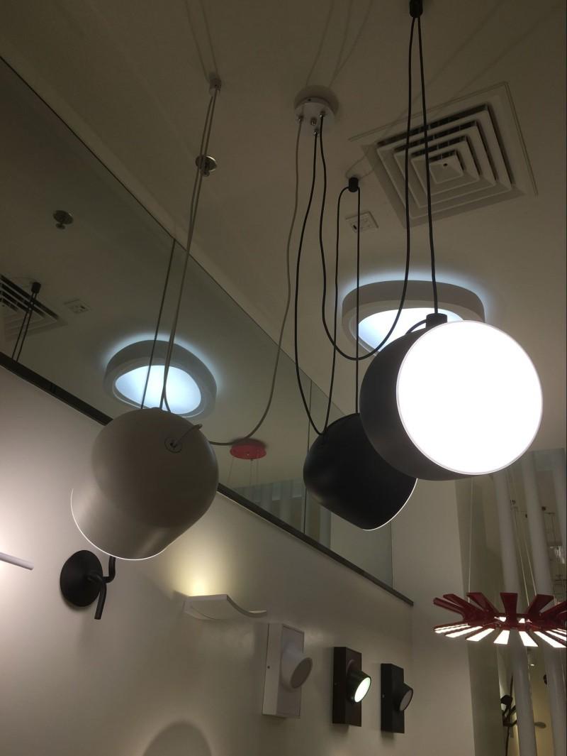 hanging lighting
