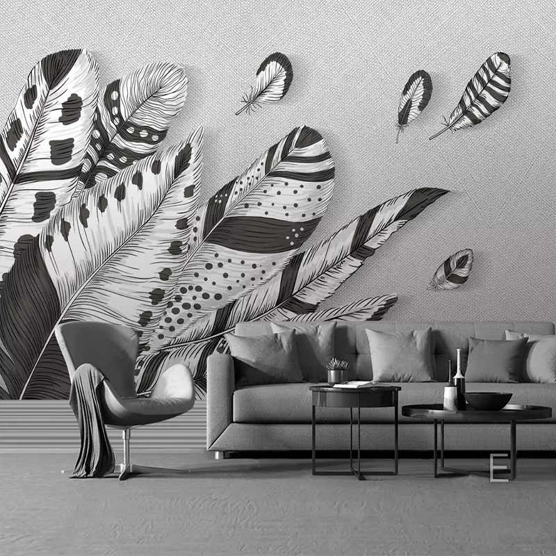 Detail Feedback Questions About Custom 3d Wall Mural Wallpaper
