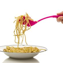 Творческий динозавр спагетти паста раздаточная вилка и сито для муки приготовления пищи кухонная утварь гаджеты