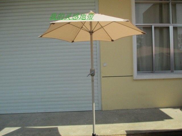 Balcony Sun Umbrella Patio Garden Parasol Umbrellas Outdoor Anti