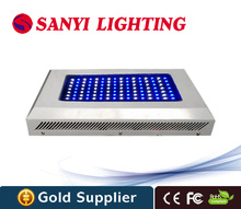 120W LED Aquarium Grow Light 90 degree Coral Reef Fish Tank Lighting Blue White Color Coral Reef Growing