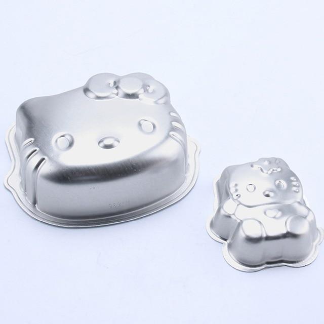 Aliexpresscom Buy Cute Mini 3D Hello Kitty Fondant Cake Mold