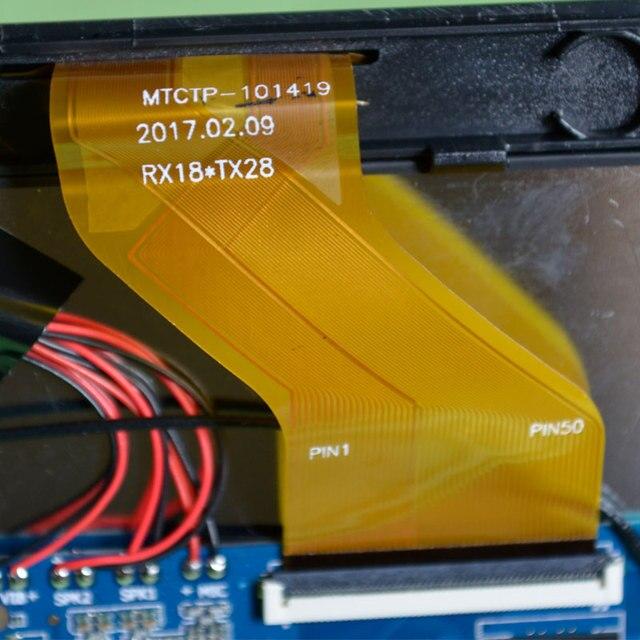 Nowy ekran dotykowy dla 10 cal Tablet MTCTP 101419 jc 17001002 digitizer panel dotykowy wymiana czujnika szklanego