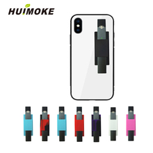 E-Cigarettes Hot Selling E-Cigarette Silicone Case Holder For JUUL Wholesale In Large Stock Free Shipping & Sticker For JUUL цена 2017