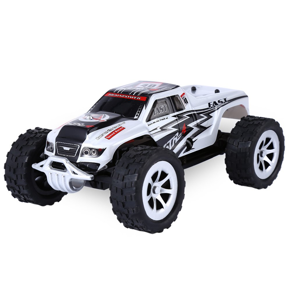 Wltoys A999 Racing Car 4WD 2.4GH 1/24 Scale RC Toy Best Gift for Kids