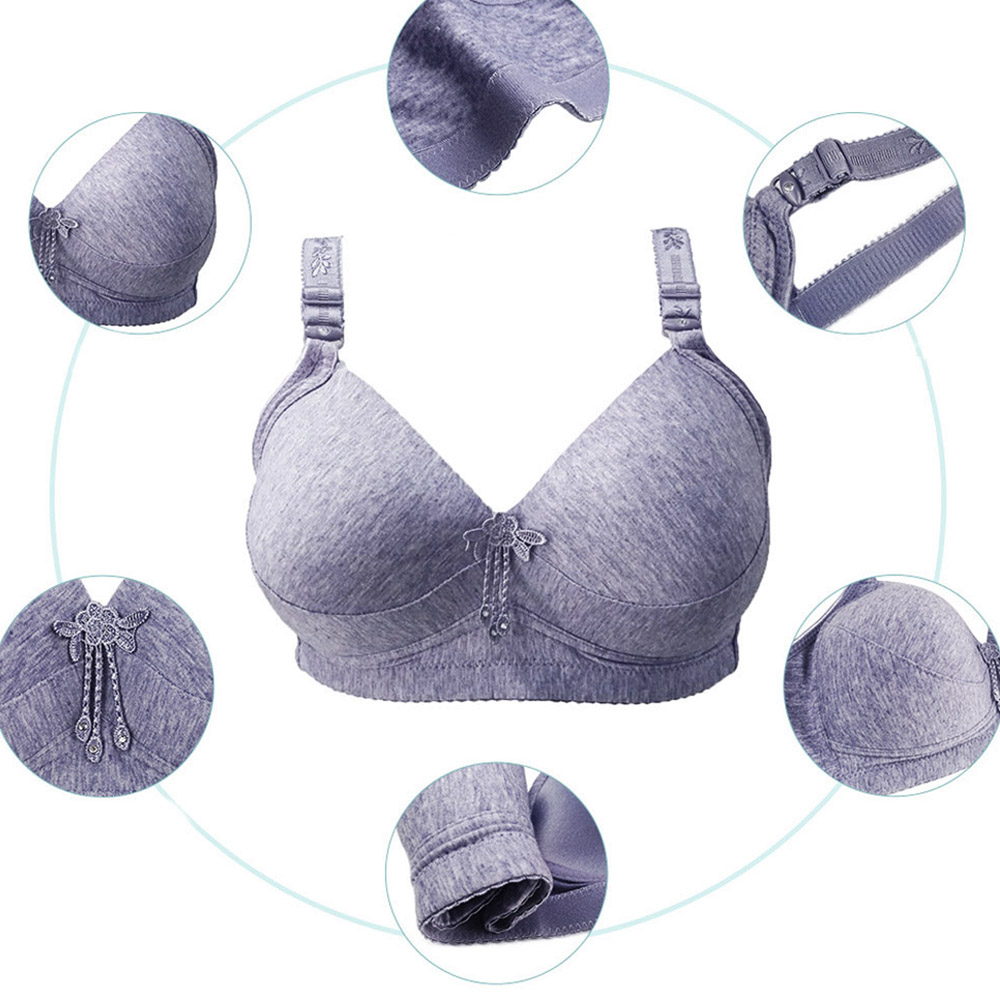 Womens Lingerie Push Up Bra Tops Underwear Bh Small breasts Bras 1