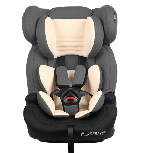 Пять точки tyoe автомобиль Ребенок безопасности автокресло для ребенка автокресло с CCC сертификации ЕЭК для 9 месяцев-12 лет мальчики девочки