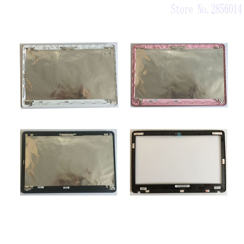 NEW Case FOR Sony Vaio SVF152C29V SVF153A1QT SVF152100C SVF1521Q1RW TOP LCD Cover/LCD front bezel Laptop No touch 90% lcd top cover for sony vaio svf152c29v svf153a1qt svf152100c svf1521q1rw cover no touch