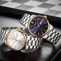 Карнавальные автоматические мужские часы Miyota  механические часы из нержавеющей стали  водонепроницаемые наручные часы