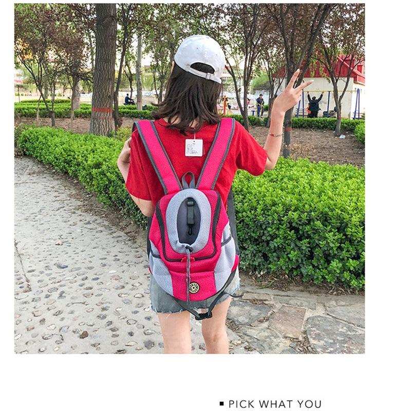Portable Travel Dog Backpack Carrier 12