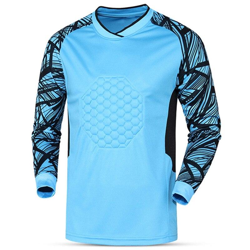 2246058a811 ... Diadora Enzo Hot Pink Long Sleeve Goalkeeper Jersey - model 993245-480  2017 New Quick Drying Men Soccer Training jersey Goalkeeper Jerseys  survetement ...