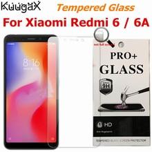 Закаленное стекло для xiaomi redmi 6A 6 A redmi 6A защитный закаленное стекло 9 H для смартфона