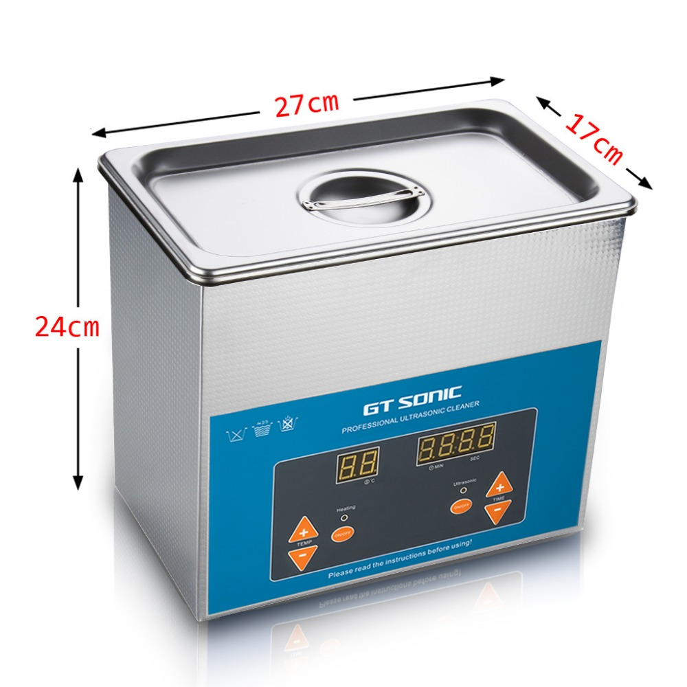 Gt Sonic Vgt 1730qtd 3l Digital Ultrasonic Cleaner Bath For Circuit Board Recycling Machine From Metal And Plastic Buy Electronic Components Jewelry Glasses Cleaning In Cleaners
