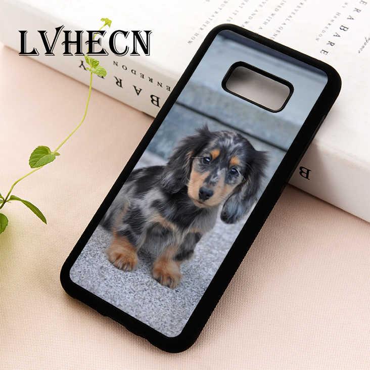 LvheCn ТПУ чехол для телефона Samsung Galaxy S5 S6 S7 S8 S9 S10 EDGE PLUS S10e lite Примечание 5 8 9