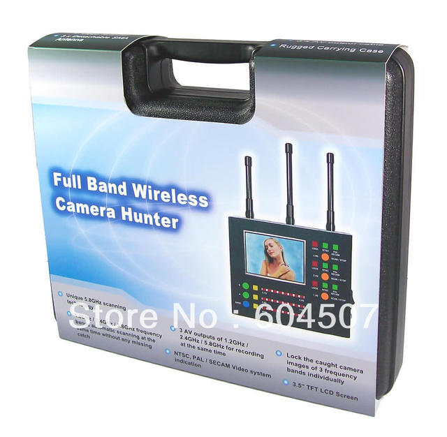Camera Detector / Hunter