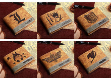 One Piece Luffy Wallet leather Purse