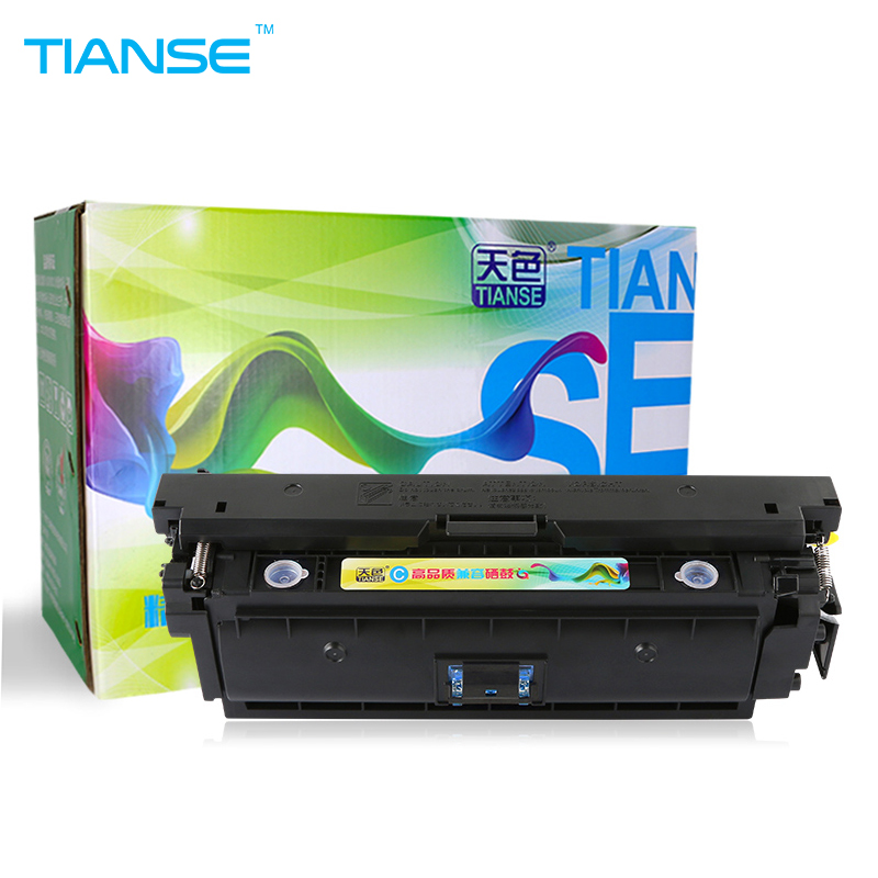 TIANSE CF360A NEW Compatible Toner Cartridge cf360a 360a for HP MFP M552dn MFP M553n MFP M553dn MFP M553x Printer Free shipping black q7551a toner cartridge compatible q7551a cartridge toner for hp free shipping