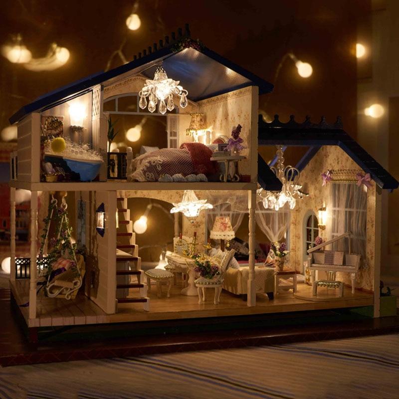 Aliexpress Com Buy Diy Luxury Provence Villa Furniture