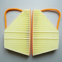 Air Filter For Bentley Continental Arnage OEM 3W0129620B Left 3W0129620C Right RK630 RK631